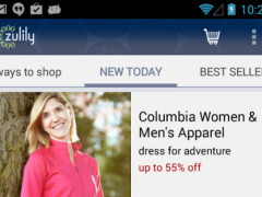 zulily - Shop Daily Deals in Fashion and Home  Screenshot